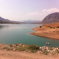 Photo taken at Şebinkarahisar Barajı by Büşra B. on 8/27/2014