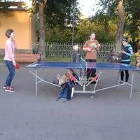 Foto scattata a Настольный теннис da Marta G. il 6/22/2014