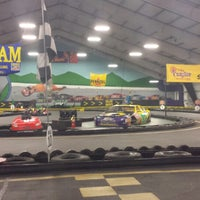 Photo taken at The Funplex by Melissa G. on 7/23/2014