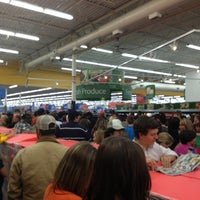 Photo taken at Walmart Supercenter by Brittney H. on 11/23/2012