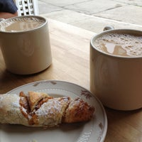 Photo taken at August First Bakery by Holly M. on 5/10/2013