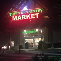 Photo taken at Town & Country Market by Adria V. on 12/2/2016