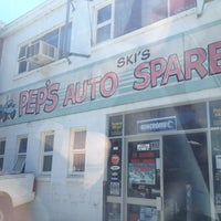 Photo taken at Peps Auto Spares by Frazzy 626 on 1/16/2014