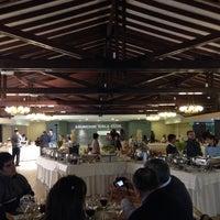 Photo taken at Restaurant del Asuncion Golf Club by Alejandro A. on 9/22/2013