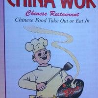 Photo taken at China Wok by Jeff M. on 9/26/2013