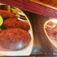 Photo taken at Restaurante Sírio Libanês by Julio A. on 9/13/2015