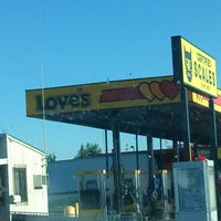 Photo taken at Love's Travel Stop by Kayla S. on 8/31/2013