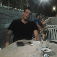 Photo taken at First Cafe by Abdelrahman F. on 9/4/2013