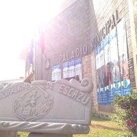 Photo taken at Municipalidad de Escazú by Ecobatt C. on 3/25/2014