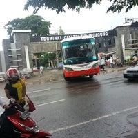 Photo taken at Terminal Gayatri Tulungagung by cHiLo c. on 12/14/2013