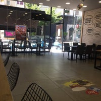 Photo taken at Domino's Pizza by İsmail D. on 7/6/2016