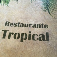 Photo taken at Restaurante Tropical - Lagoinha by Thiago Cesar H. on 7/30/2017