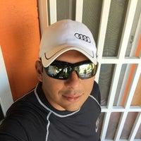 Photo taken at Villas Garza Azul by Roberto C. on 8/16/2015