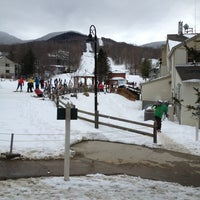 Photo taken at Smugglers' Notch Resort by Quinn B. on 3/24/2013