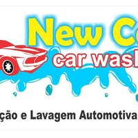 Photo taken at New Car Car Wash by Julia Weisheimer C. on 4/7/2014