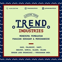 Photo taken at TREND INDUSTRIES CLOTHING MAKER by PAKSI on 7/19/2016