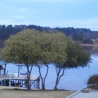 Photo taken at Lake Greenwood by Lionel S. on 1/9/2013