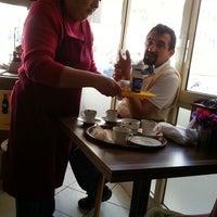Photo taken at Dönerci Cafe by Öner Ç. on 4/10/2015