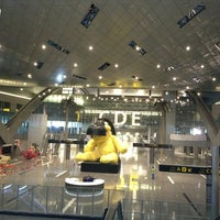 Photo taken at Hamad International Airport by Seelami on 9/16/2013