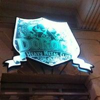 9/22/2012 tarihinde Ekrem A.ziyaretçi tarafından Dorock Heavy Metal Club'de çekilen fotoğraf
