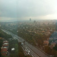 Photo taken at Akbank Genel Müdürlük by Rifat K. on 9/18/2012
