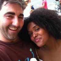 Photo taken at Heladeria Lopez by Noam G. on 8/27/2014