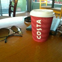 Photo taken at Costa Coffee by Mrinal B. on 5/31/2015