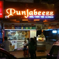 Photo taken at Punjabeezz by Mrinal B. on 9/13/2014
