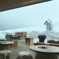 Photo taken at Goldknopf Mountain Hotel by Mrs. G. on 1/14/2018