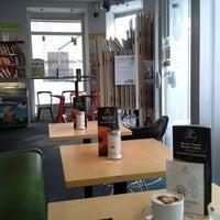 8/27/2013にSofia H.がblueorange - coffee & bagelで撮った写真