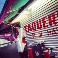 Photo taken at Taqueria El Si Hay by Andy Y. on 10/11/2012