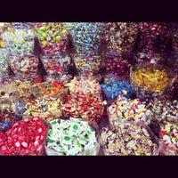 Photo taken at HaCarmel Market by Didi (ididit.co.il) T. on 9/14/2012