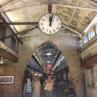 Photo taken at Chelsea Market by Anna E. on 6/3/2013