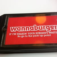 Photo taken at Wannaburger by Jonny M. on 6/15/2014