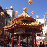 Photo taken at China Town by さららん on 10/14/2013
