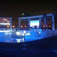 2/9/2013 tarihinde Vipin M.ziyaretçi tarafından White X  Beach Lounge'de çekilen fotoğraf