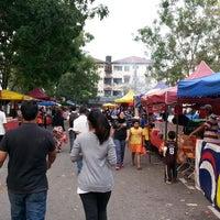 Photo taken at Bazar Ramadhan Tmn Tasek,Ampang by Iam S. on 8/5/2013