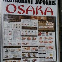 Photo taken at Osaka by Gen Y. on 9/17/2015