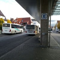 Das Foto wurde bei ZOB - Zentraler Omnibusbahnhof von Hans M. am 10/22/2013 aufgenommen