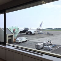 Photo taken at NH978 For Tokyo by R K. on 7/22/2013
