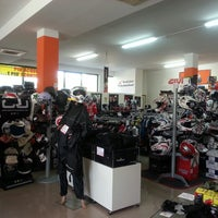 Photo taken at Sic Star Moto by Damiano R. on 10/29/2013