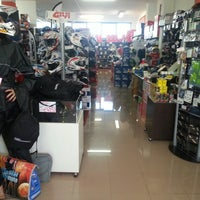 Photo taken at Sic Star Moto by Damiano R. on 11/6/2013