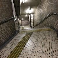 Photo taken at Sekime-Takadono Station (T15) by pipo 1. on 3/8/2017