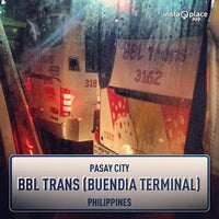 Photo taken at BBL Trans (Buendia Terminal) by Kevzturrr on 2/22/2013