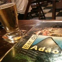 Photo taken at Bar do Adão by Humberto L. on 1/8/2013