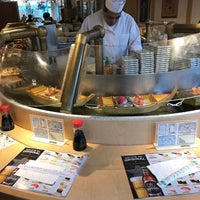 Photo taken at Floating Sushi Boat by Scheila L. on 12/25/2016