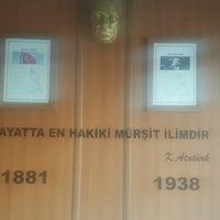 Photo taken at Atatürk ilk öğretim okulu by ZrKDn 🍓🍫 on 1/19/2017