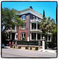 5/27/2013 tarihinde Tristan C.ziyaretçi tarafından Calhoun Mansion'de çekilen fotoğraf