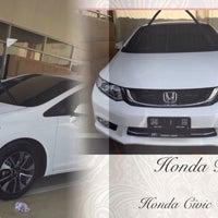 Photo taken at Honda Rama 3 by Chloé T. on 5/18/2015