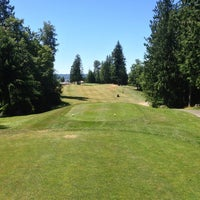 Photo taken at Gleneagle Golf Course by Tim on 7/15/2013